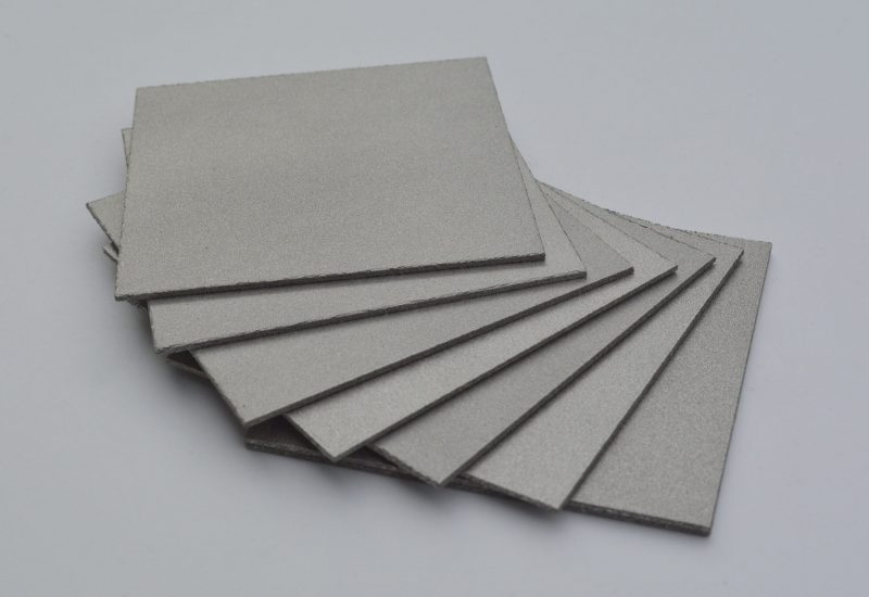 sintering porus plates