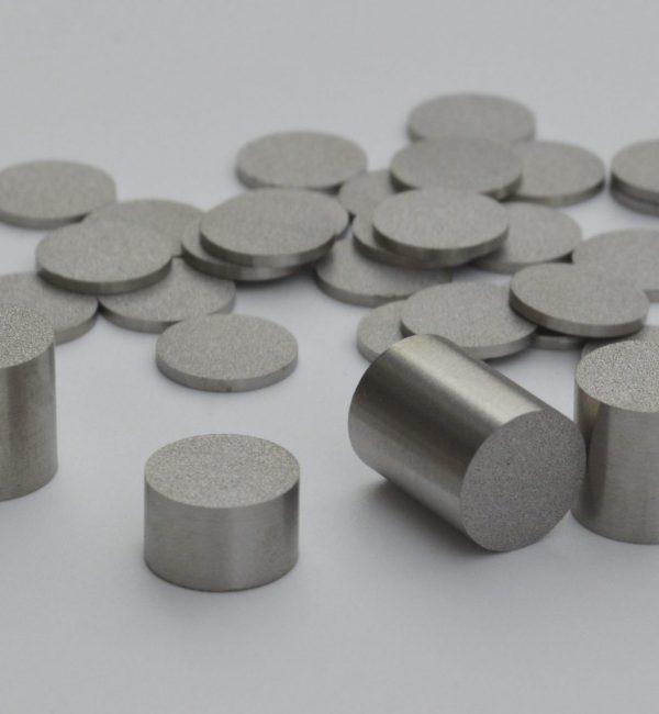 bespoke sintered metal filters