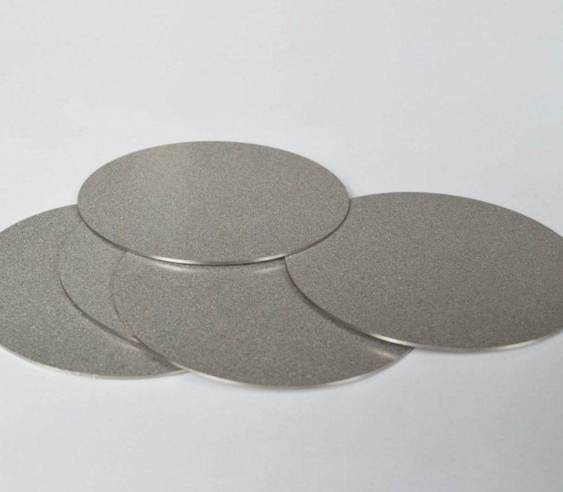 Titanium, Stainless Steel, Nickel Basis Alloy disks